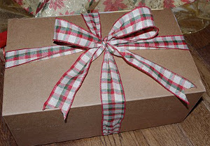 No Paper Christmas Gift Wrap