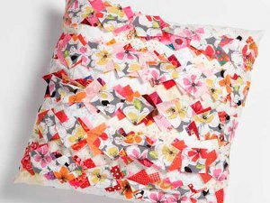 Contemporary Confetti Pillow