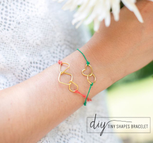 Kate Spade Tiny Shapes Bracelet