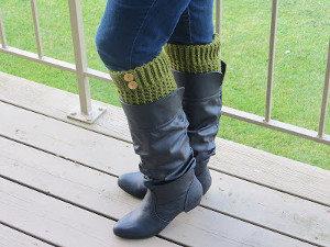 Two Hour Boot Cuffs
