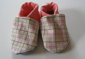 Unbelievably Easy Baby Shoes