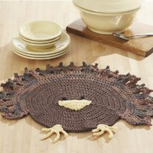 Thanksgiving Dinner Placemat
