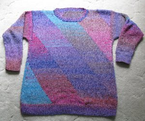 Crystal Prism Sweater
