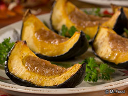 EDR Apple Sauced Acorn Squash