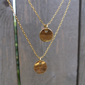 Delicate Double Layer Necklace