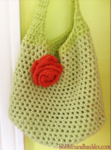 Single Skein Market Bag