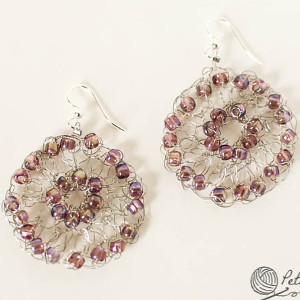 16 Free Wire Crochet Jewelry Patterns Allfreejewelrymakingcom