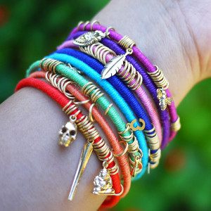 How To Make A Wrap Bracelet 42 Ways Allfreejewelrymaking
