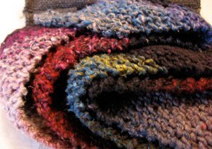Fruits of the Forest Scarf