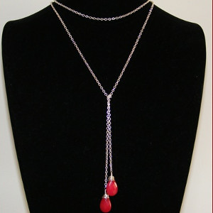 Lovely Lariat Necklace
