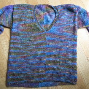 Stained Glass Sweater