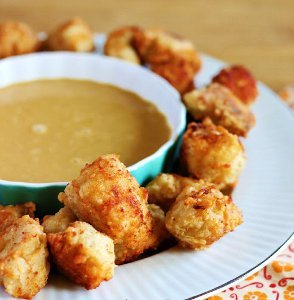 Just-Like Chick-fil-A Chicken Nuggets