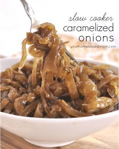 How to Make Caramelized Onions in a Slow Cooker ...