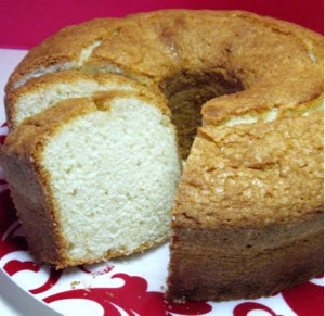 Granny's Lemon Buttermilk Pound Cake