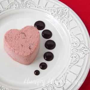 Cranberry Blush Semifreddo Recipe