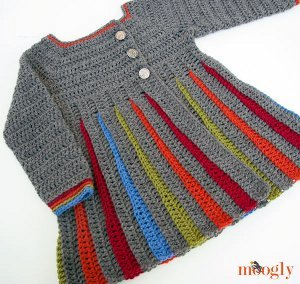 Eloises Favorite Crochet Sweater