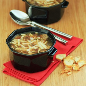 Panera Bread French Onion Soup