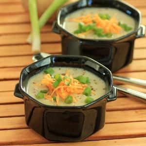 Panera Baked Potato Soup Copycat