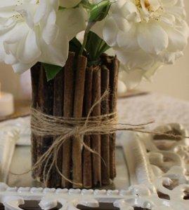 Rustic Diy Twig Vase Favecrafts Com