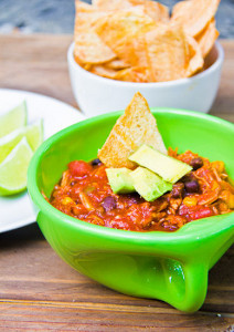 Lazy Day Chicken Tortilla Soup