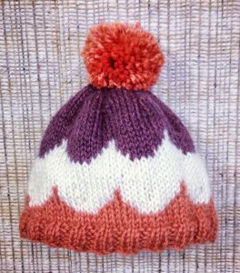 How To Knit A Hat With Bulky Weight Yarn