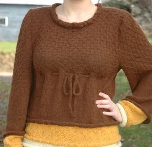 Layer Cake Pullover