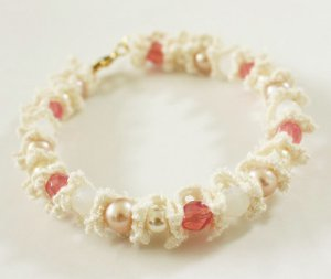 Super-Sweet Beaded Bracelet Pattern