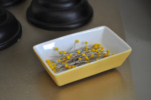 Easy DIY Magnetic Pin Dish