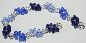Winter Blues Bracelet