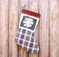 20+ Christmas Sewing Projects: How to Make a Christmas Stocking