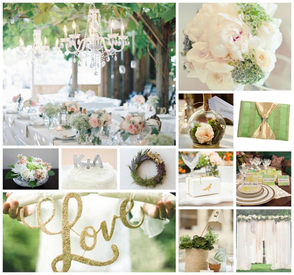 Free Wedding Ideas: Wedding Color Schemes: Neutrals