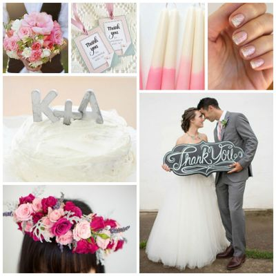 Wedding Color Schemes for 2014