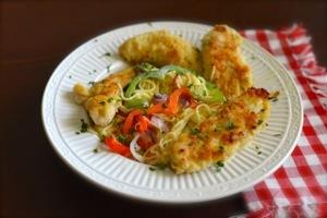 Olive Garden Chicken Scampi Knockoff