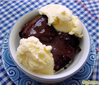 Cracker Barrel Cherry Chocolate Cobbler