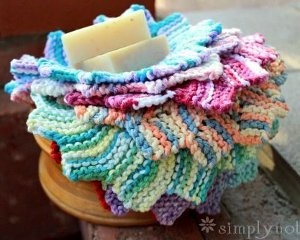 Heirloom Washcloths