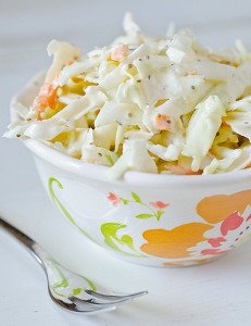 Memphis-Style Southern Coleslaw