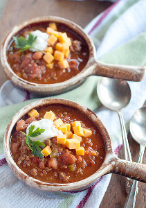 12 Easy Chili Recipes