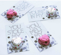 Candy Heart Printable Valentine