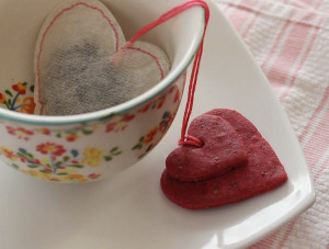 The Sweetest DIY Tea Bag