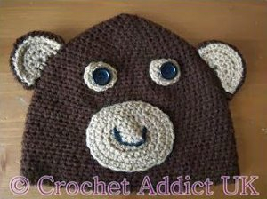 Mister Monkey Kids Hat