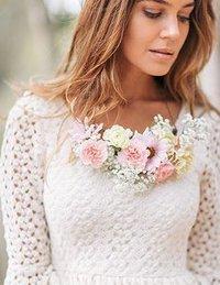 Floral DIY Bohemian Jewelry