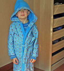 Diy Kids Robe Allfreesewing Com