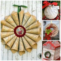 37 Christmas Craft Ideas Inspired by Your Favorite Christmas Music