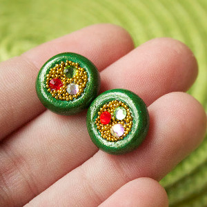 Pot O'Gold Earrings