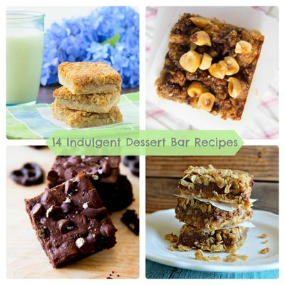 14 Indulgent and Delectable Dessert Bar Recipes Easy Southern Recipes for Dessert