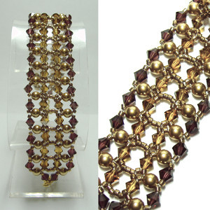 Golden Guinevere Bracelet