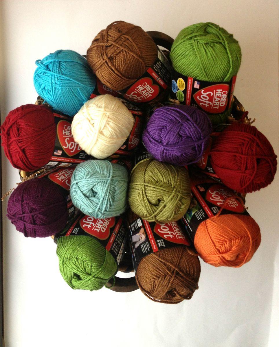 Free Crochet Afghan Patterns Red Heart Yarn : Red Heart Soft Yarn AllFreeCrochetAfghanPatterns.com