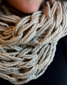 Sailor's Infinity Cowl