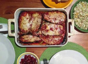Italian Polenta Turkey Casserole Recipe ...