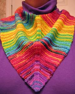 12 Mitered Square Knitting Patterns Allfreeknitting Com